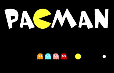 video juego pac man: